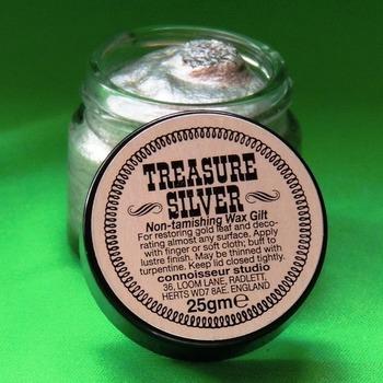 treasure gold wachs silver