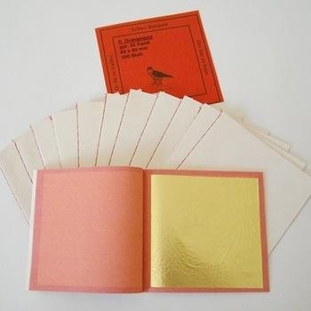 Special orange double gold 22.5 karaat