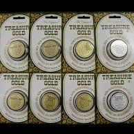 TREASURE GOLD WACHS in  25 ml